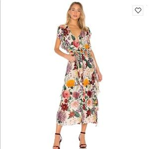 e95af836332 Free People Dresses - Free People Dana Maxi Dress